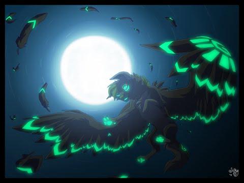 Anime Wolves - Lights