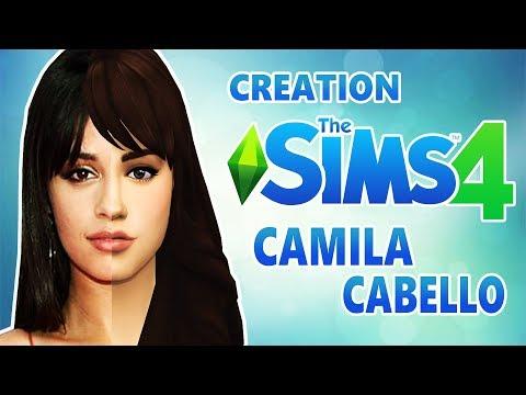 CAMILA CABELLO - SIMS 4