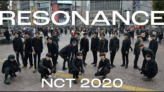 [KPOP IN PUBLIC]NCT2020-RESONANCE Dance Cover By Passion in Shibuya Tokyo