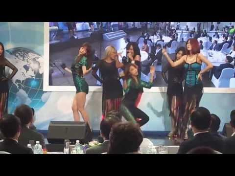 Give It To Me- Sistar (씨스타) Live @ KBS World 10th Anniversary