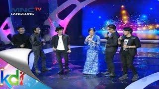 "Ikke Nurjana Feat. Smash "" Memandangmu "" KDI Star (14/8)"