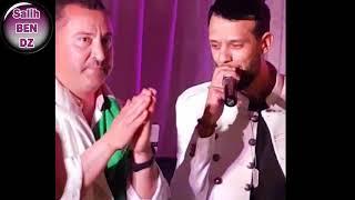 الفنان حميد بلبش 🎤الشاب سيف🎤مع بيبي المايسترو🎤 يلهبان السهرة فى مهرجان الشاوى فى مرسيليا 2018