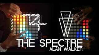 Alan Walker - The Spectre | Launchpad Pro Collab w T4sh + Project File