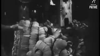 Дуршлаги и кастрюли — вот чем стали нацистские каски после войны.