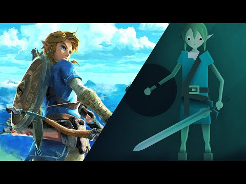 Redesigning Link for 2D (Unity Character Design Tutorial) thumbnail