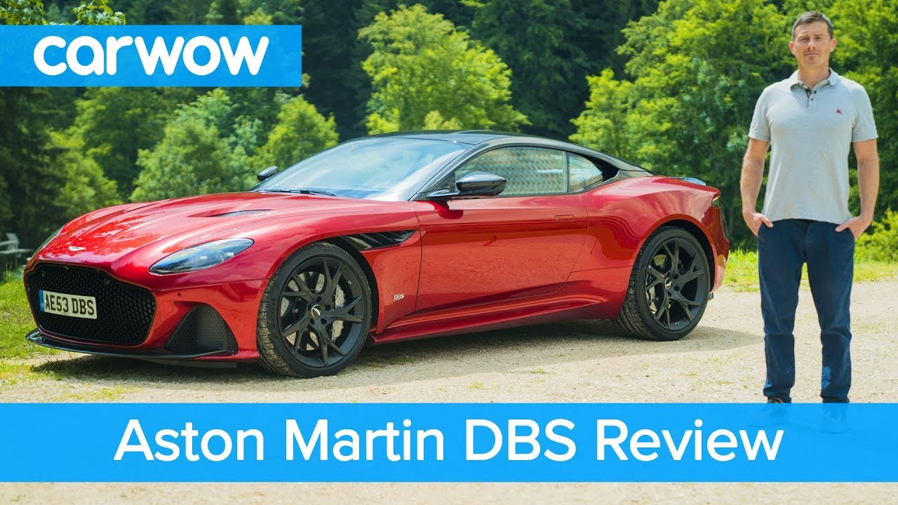 New Aston Martin Dbs Superleggera 2019 Review See Why It Is Worth 225 000 Youtube