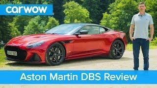 видео Aston Martin