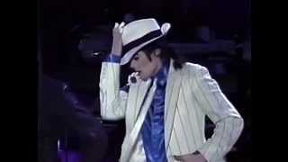 Michael Jackson - Smooth Criminal - Live in Auckland 1996 - Restored [HD]