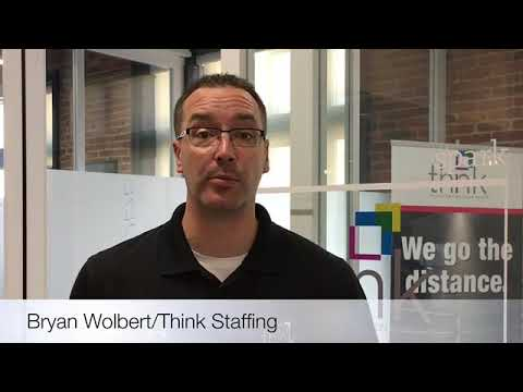 Meet Bryan Wolbert, EVP and Head of Think Strategic Hiring Video
