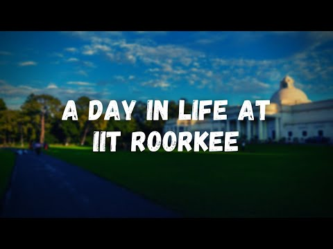 Jame Raho | An Ode to Life in IIT Roorkee | Batch of 2014-18