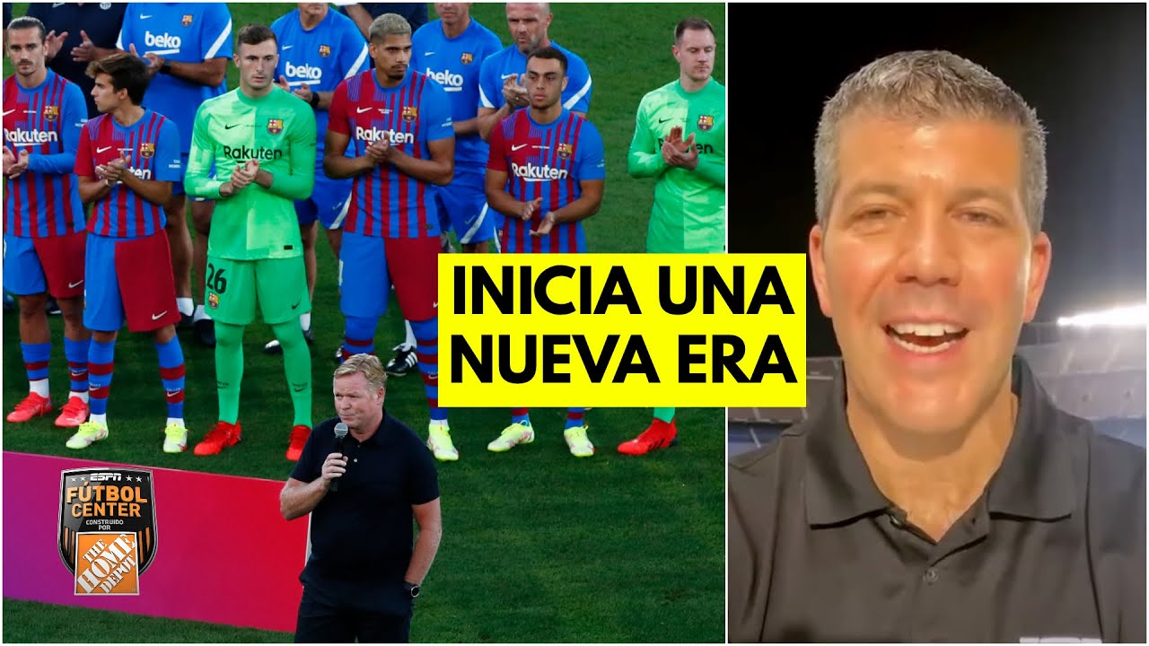 In a new era without Messi, lack of goals will define Barcelona | Football Center-ESPN Deportes