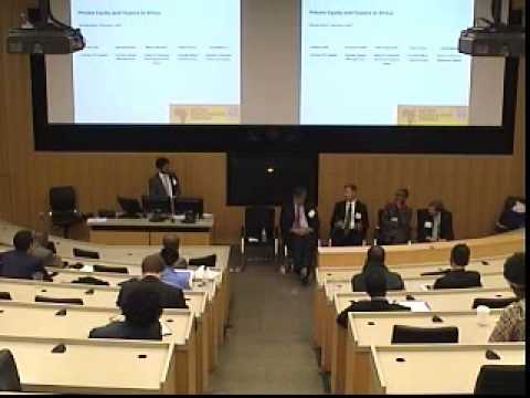 Duke MBA Business in Africa Conference - Industry Panels Private Equity and Finance in Africa