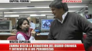 GRUPO CRONICA - Emocionante Zahira Morales y Luis Ventura