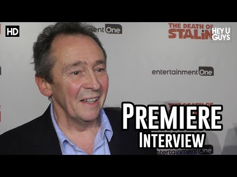Paul Whitehouse | The Death of Stalin UK Premiere Interviews