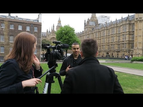 London Somalia Conference 2017 Interview (Behind The Scenes)