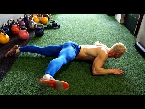 GLUTE TRAINING for Size, Strength and Mobility (Active Tension!)