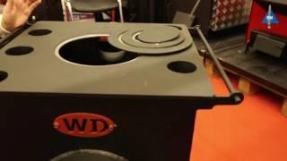 видео Купить булерьян Widzew Техно тип 00 (6kW), 100 кубов цены в Украине