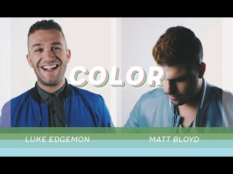 Color - Todrick Hall cover by Matt Bloyd and Luke Edgemon
