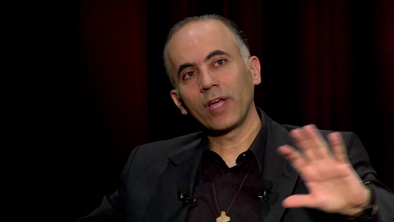 BBC عربية:المشهد مع الأب فادي ضو