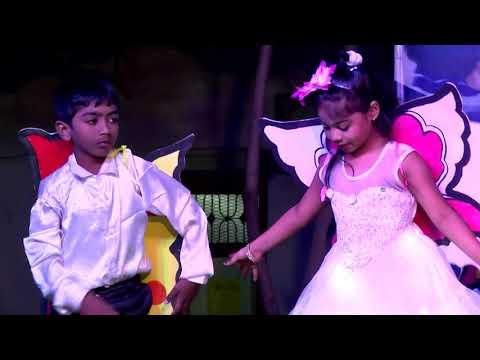 Chhoona hai Aasman …. dance by Grade 2 Students