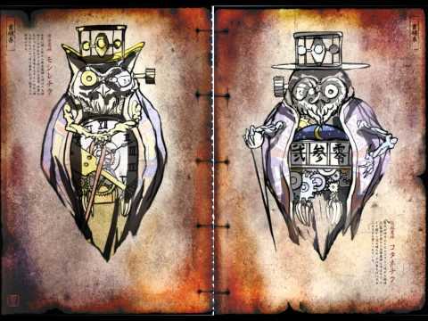 Amaterasu - The Twin Demons Lechku and Nechku