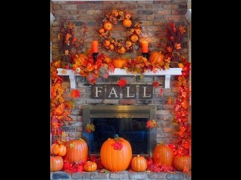 Best Of Fall Decorating 2014 Youtube