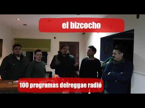 EL BIZCOCHO SALUDO  100 PROGRAMAS DELREGGAE