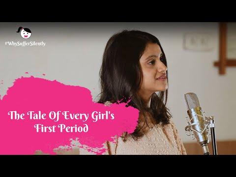 The Tale Of Every Girl's First Period | हर एक लड़की के पहले पीरियड्स की कहानी | #WhySufferSilently