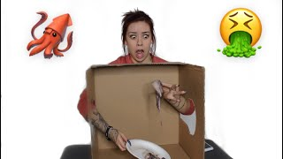 INSANE WHATS IN THE BOX CHALLENGE - Salice Rose
