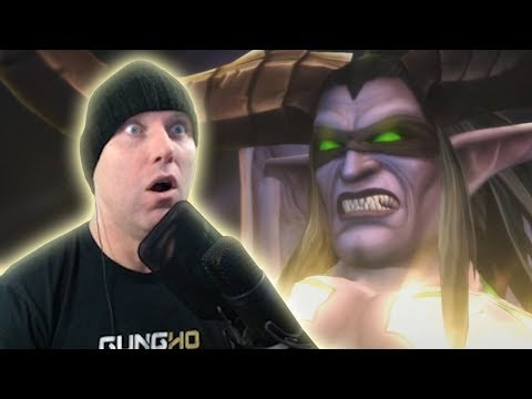 INVADING ARGUS - Swifty Argus Questline & Cinematic Reactions - Legion 7.3