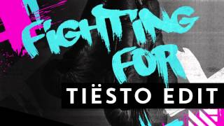 Wee-O - Fighting For (Tiësto Edit) [Available July 6]