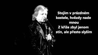 Václav Neckář-Půlnoční text