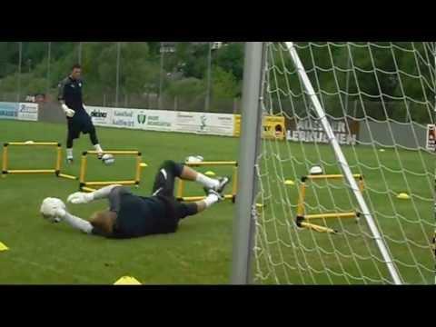 Sheffield Wednesday Goalkeeper Training