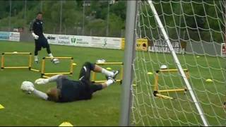 Sheffield Wednesday Goalkeeper Training