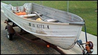 Boat Restoration Project -