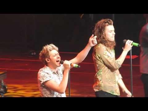 Love You Goodbye - One Direction (Triple Ho Show 2015)