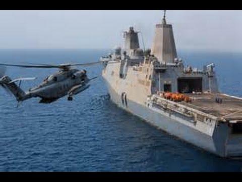 US Fifth Fleet to Blockade Iran in Gulf of Aden