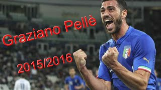Graziano pellè | 2015/2016 all goals & assists southampton italy