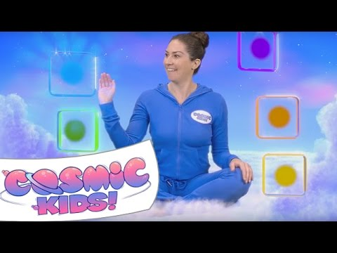 Superpower Listening | Cosmic Kids Zen Den - Mindfulness for kids