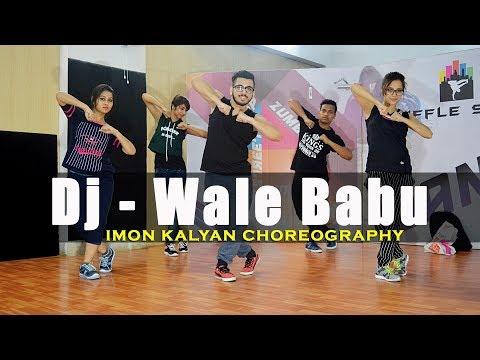 Badshah - DJ Waley Babu | Dance Choreography | Imon Kalyan
