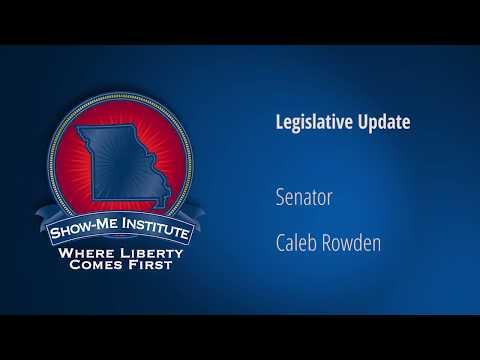 Show-Me Forum: Legislative Update
