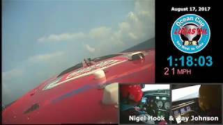 Nigel Hook 2017 Ocean Cup - Part 1 - Key West to Cuba 08.17.2017