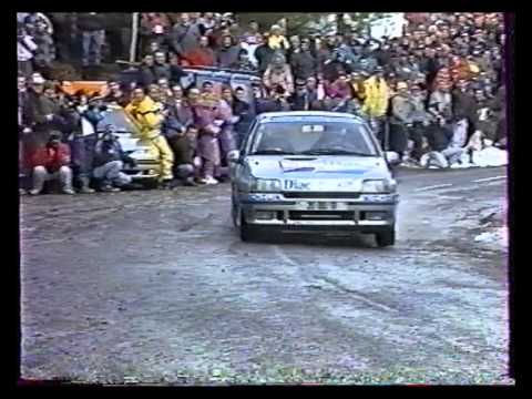 WRC - Rally Monte-Carlo 1994 - 400HP GrA Cars With Pure Sounds