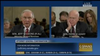 Sessions: I Didn't Dispute Existence Of LGBT Discrimination Free HD Video