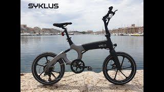 SYKLUS e-bike Montage détaillé