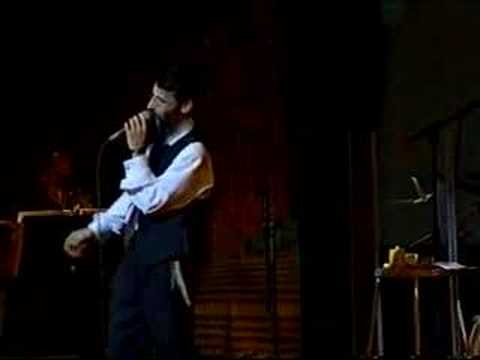 Avraham Fried at the Hebron concert 2001 Part 8