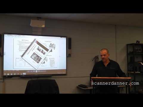 ScannerDanner career path