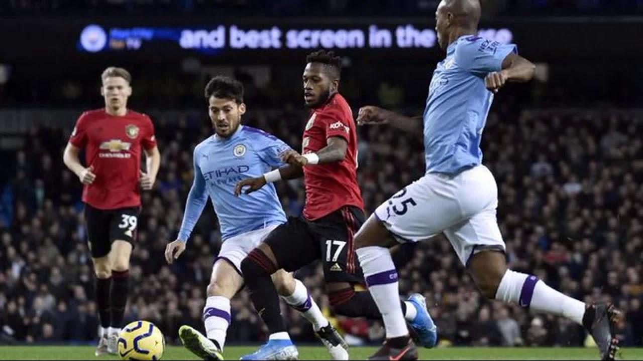 Jadwal MU vs Man City di Piala Liga Inggris - YouTube