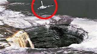 10 BIGGEST Holes on Earth