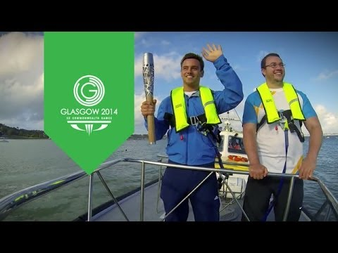 The Queen's Baton Travels The Globe | Made In Glasgow